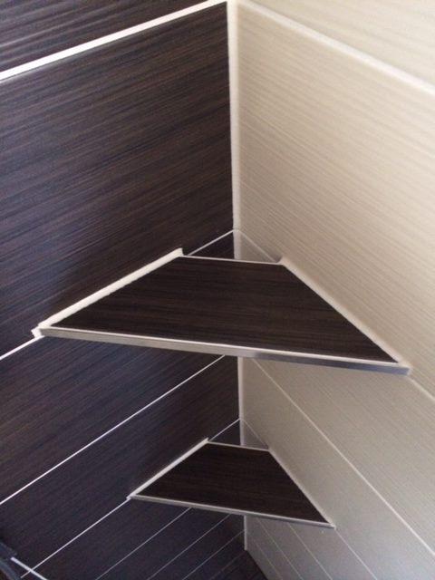 eckablage hk ea 310 380 hk edelstahl deko. Black Bedroom Furniture Sets. Home Design Ideas